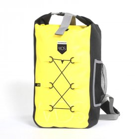 MDS waterproof Backpack 20 Liter Yellow