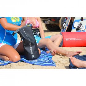 Overboard Dry Tube Bag  5 Liter black