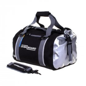 Overboard Waterproof Duffel Bag 40 Liters Black
