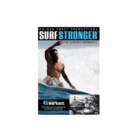 SURF STRONGER - SURF TRAINING DVD